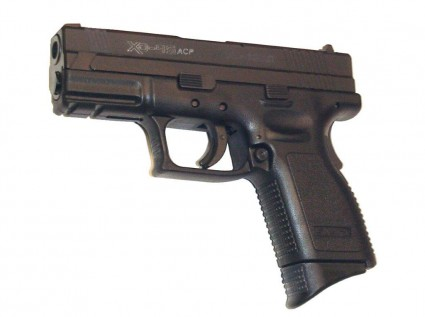 Pearce Grips PG-XD45 Springfield Armory XD Series Grip Extension